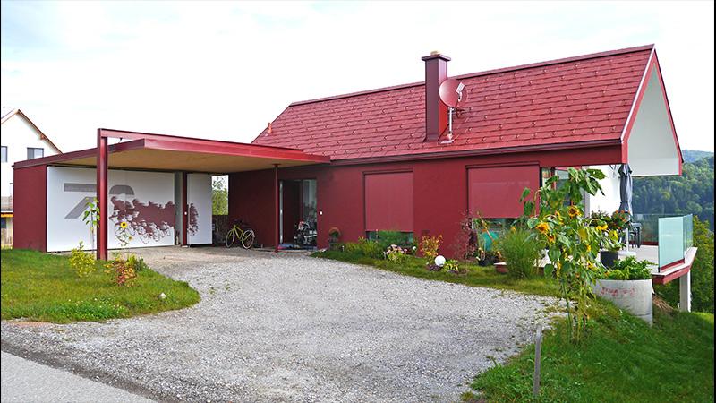 Augustin Wohnhaus