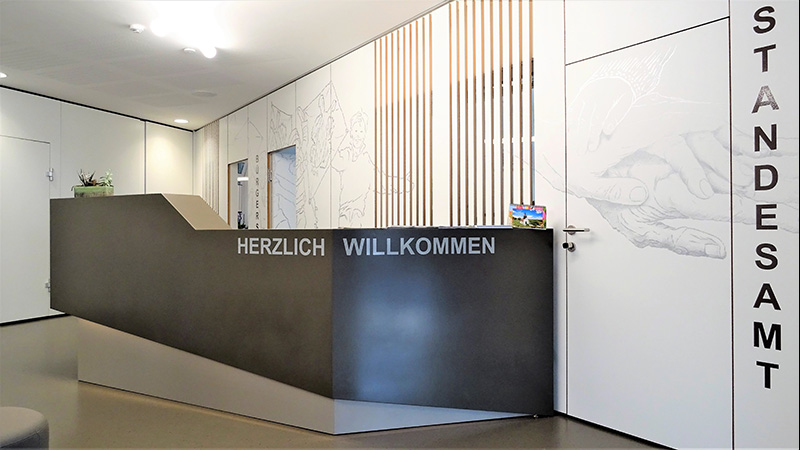 Gemeindezentrum Nestelbach Umbau